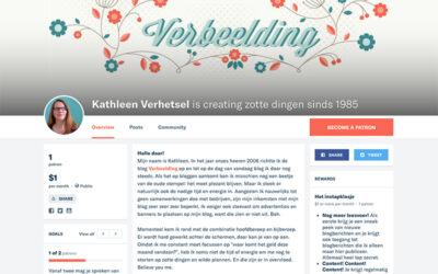 Hoe ik een jaar lang met Patreon experimenteerde als bijverdienste voor mijn blog